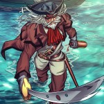 Captain Finn - gefürchteter Pirat