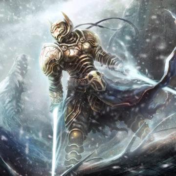 knight banner