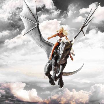 dragon rider female